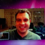 iMac video chat with iPhone4 #3