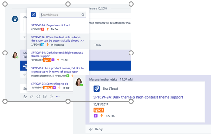 Microsoft Teams and Jira Cloud integration – a perfect match